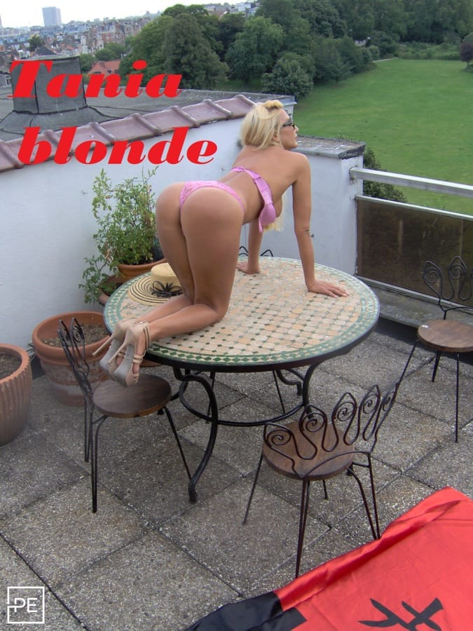 Tania blonde prive (Foto #3)