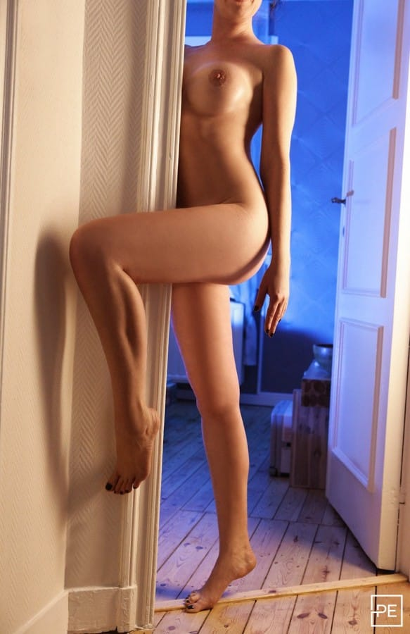 discreet sensuele massage blond