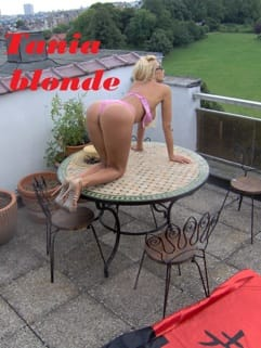Tania blonde prive (Foto #7)