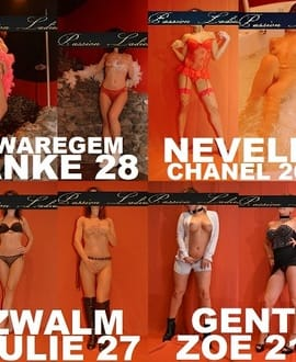 1 - ANKE28-CHANEL 26-JULIE27-ZOE 21